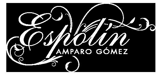 Espolín Amparo Gómez · Indumentaria valenciana